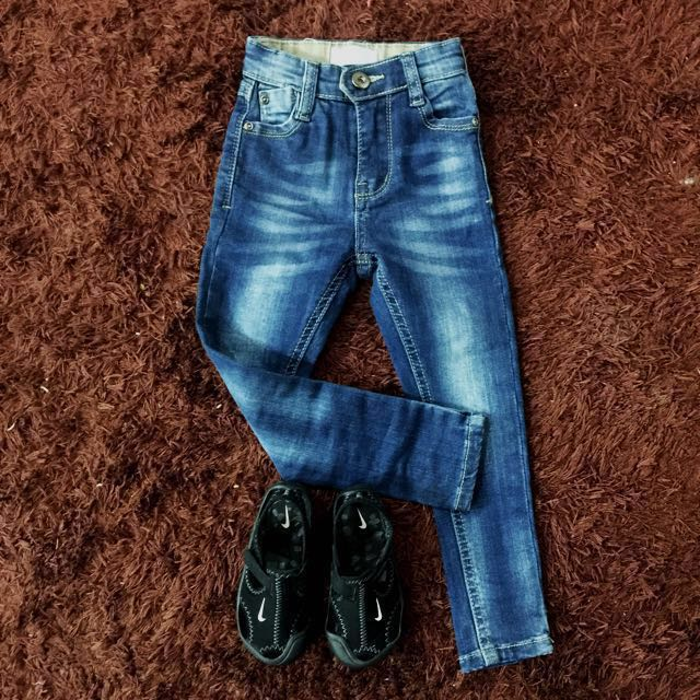 [New] JBaby Slim Fit Jeans 1-2Y