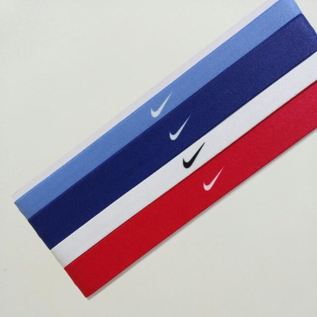 Nike 運動髮帶