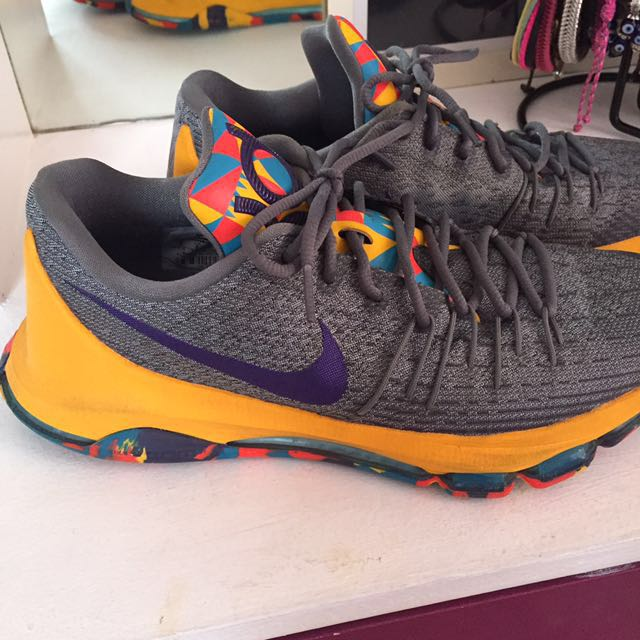 brand new ec70f 7e69d Nike KD 8 Prince George County Men s basketball shoes size 9, Men s  Fashion, Footwear on Carousell