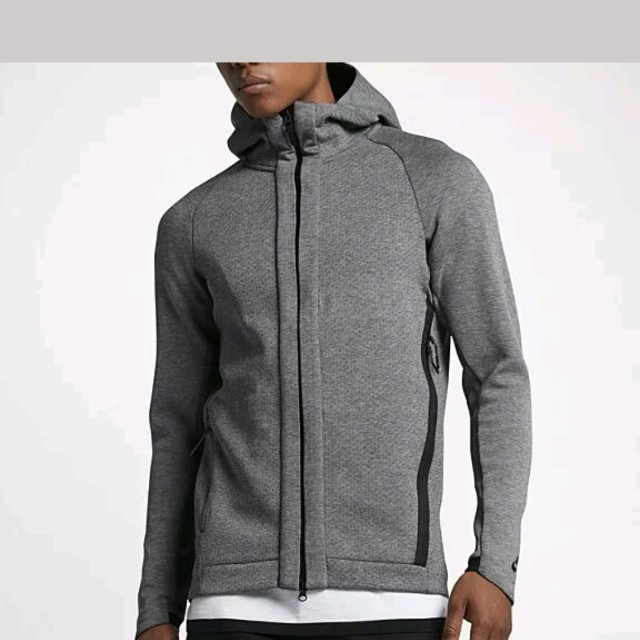 18f522956334 Nike Sportswear Tech Fleece Full-Zip Hoodie - Sweater - Jacket Size ...