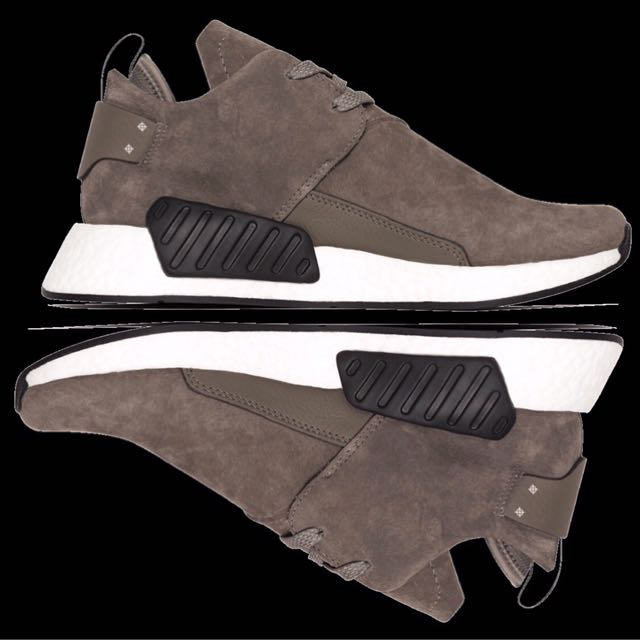 NMD_R2 Trace Khaki SHOES BB9916 🆕 Release 15/10/17
