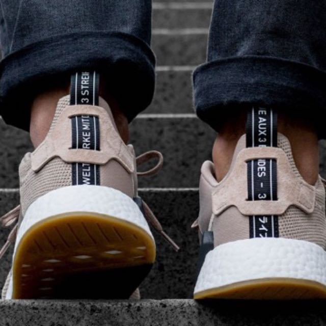 NMD_R2 Trace Khaki SHOES BB9916 🆕 RELEASES