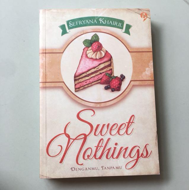 novel sweet nothings