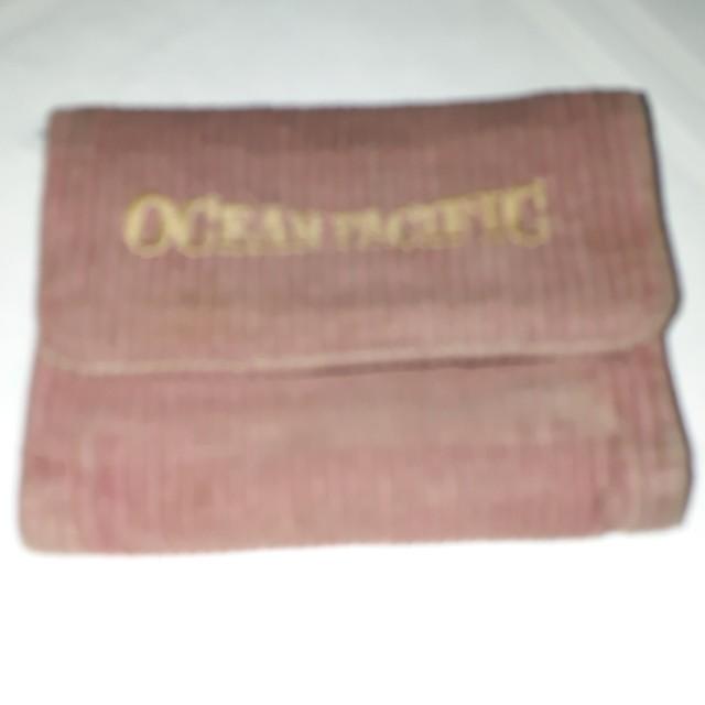 Ocean pasific wallet