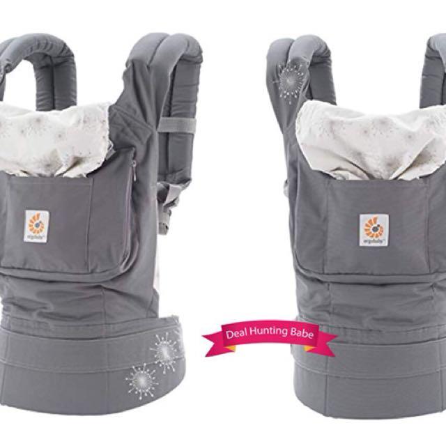 88381798b5b Original Ergo Starburst Baby Carrier
