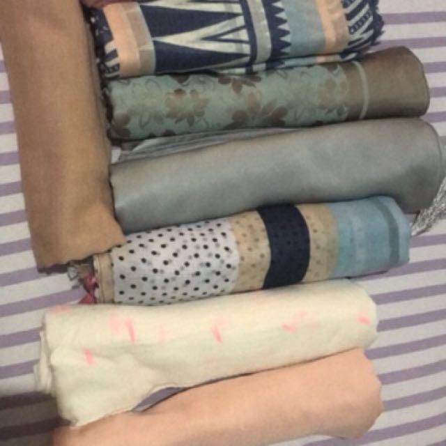 Pashmina / shawl branded