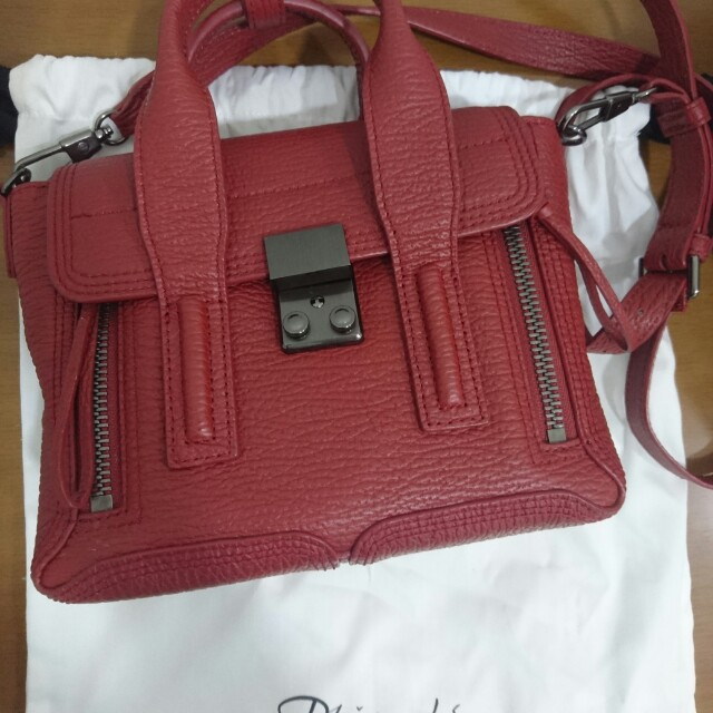 Phillip Lim Mini Pashli Brick PRELOVED