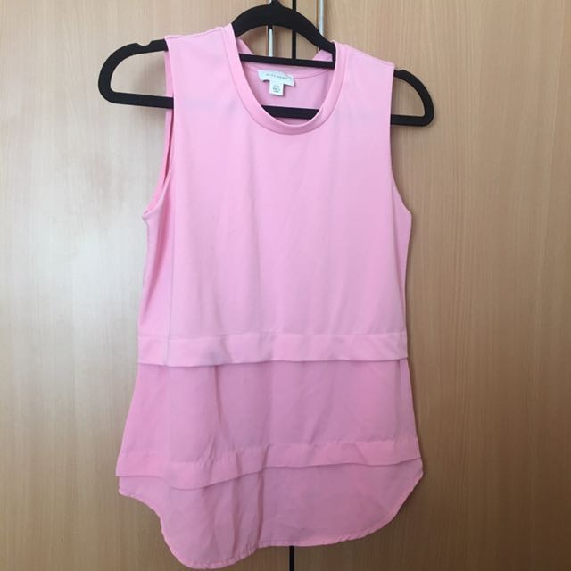 Pink Witchery Top