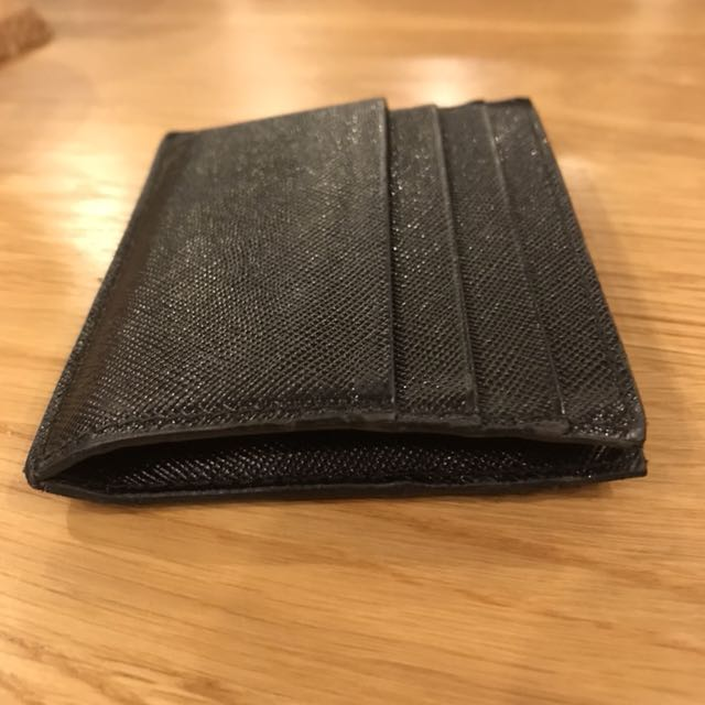 e6e574bd63bad5 ... good prada card holder mens fashion bags wallets on carousell df8eb  aeeed