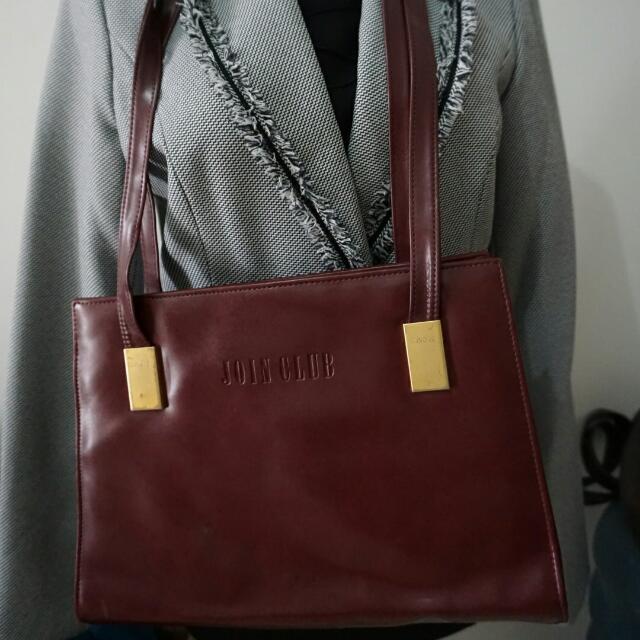 Joint Club Preloved Sling Bag