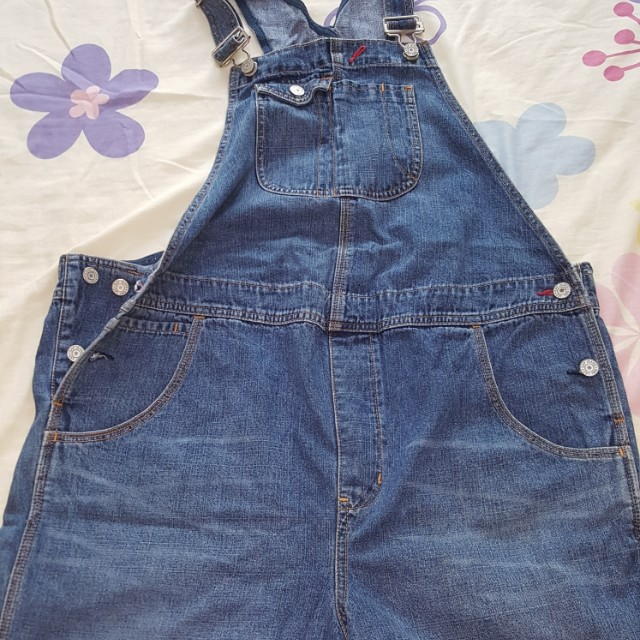dc8dbca03d666 Pre-loved GAP maternity Jumpsuit, Women's Fashion, Clothes, Others ...