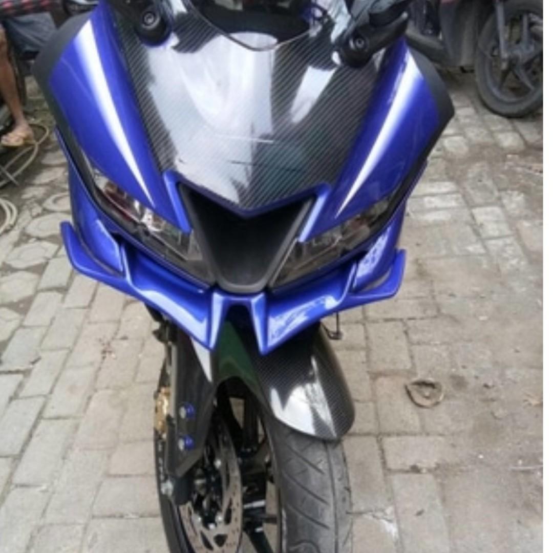 R15 V3] Winglet For Yamaha R15 V3, Motorbikes, Motorbike