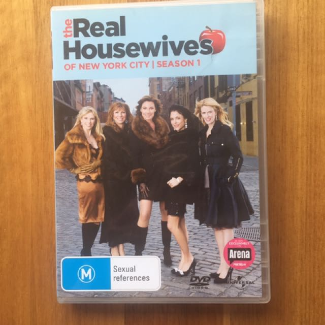 Real Housewives of New York DVD