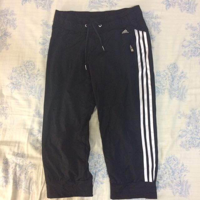 *REDUCED PRICE** Adidas Capris Track Pants
