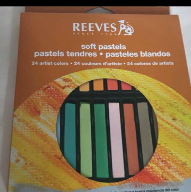 Reeves Hair Chalk