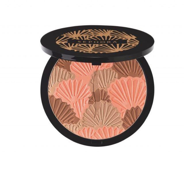 Sephora Sun Disk Bronzer Limited Edition Spring 2017