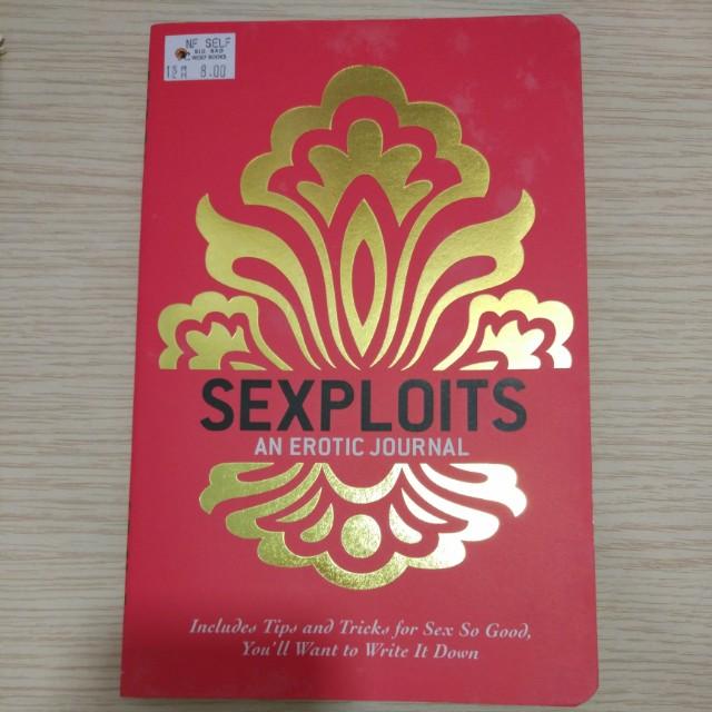 Sexploits Erotic Journal