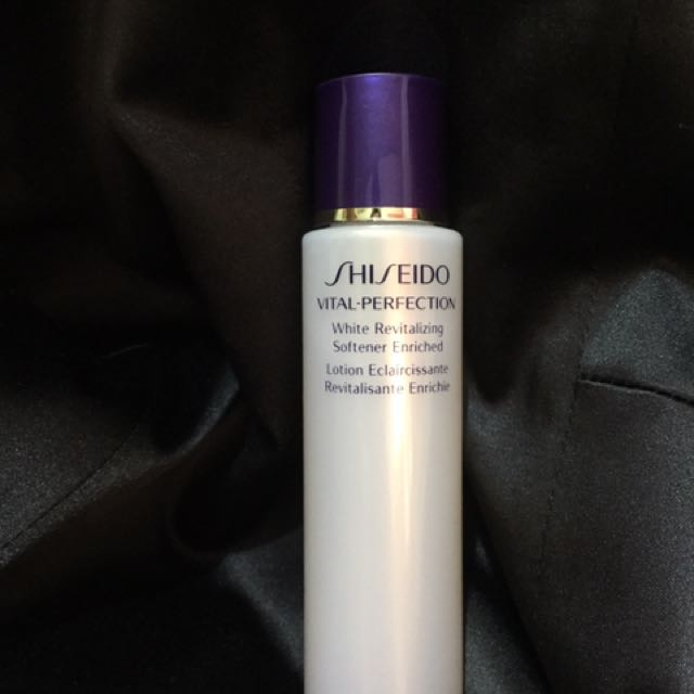 Shiseido Vital Perfection Softener