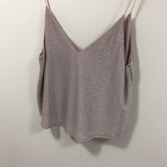 Sparkly Top size 12