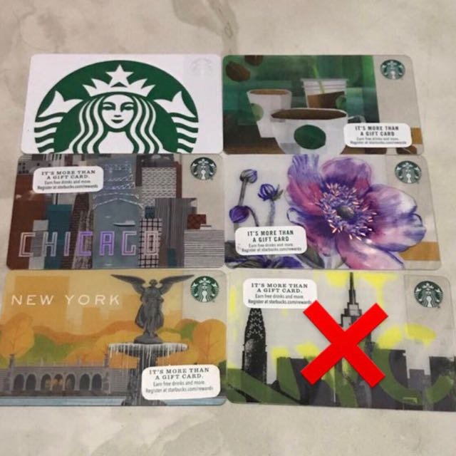 Starbucks Card USA 🇺🇸
