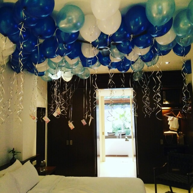 Surprise Birthday Decoration Party Deco Design Craft Others On
