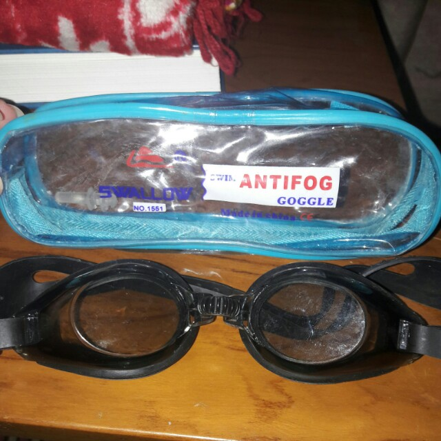 Swim AntiFog Goggle