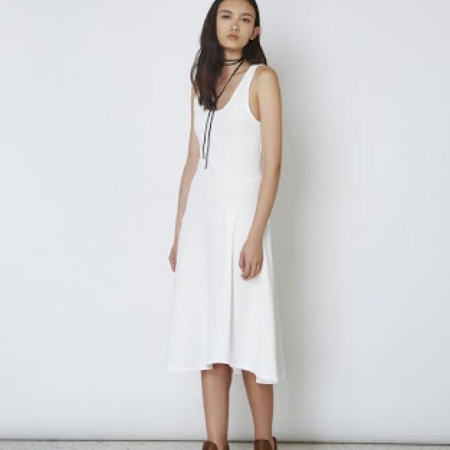 The fifth reflections dress