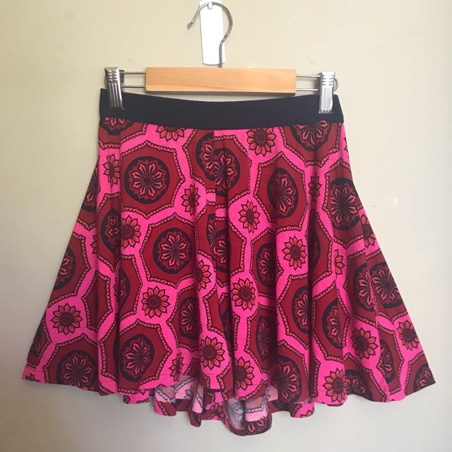 Tigerlily Patterned Shorts