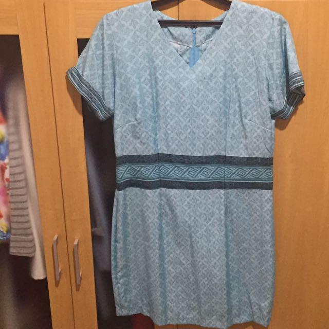 Tosca Batik Dress