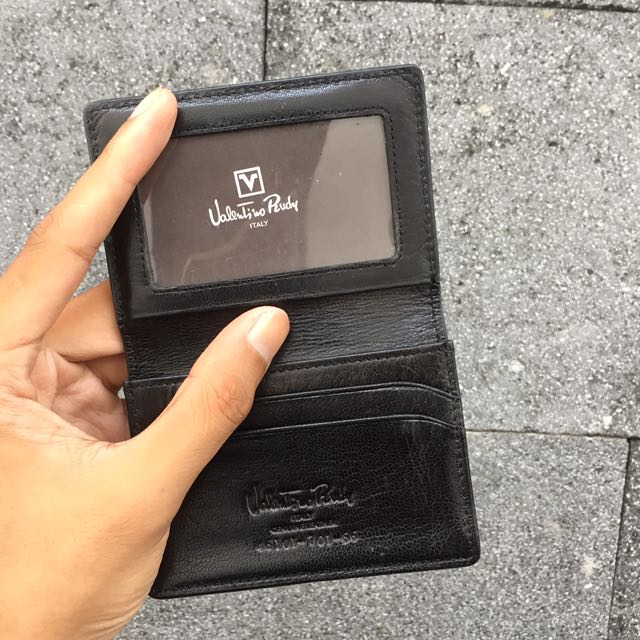 Valentino Rudy Card Wallet