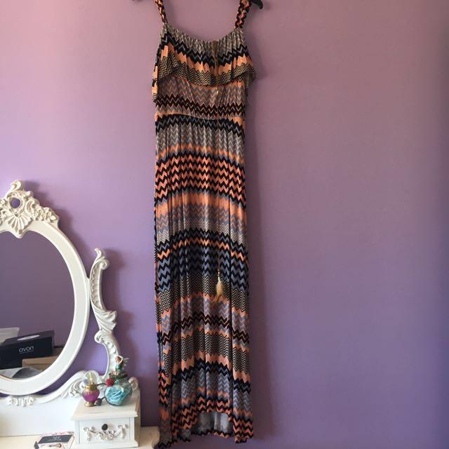 VALLEYGIRL| Maxi Dress