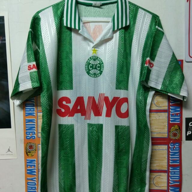 Vintage sanyo企業 足球衣