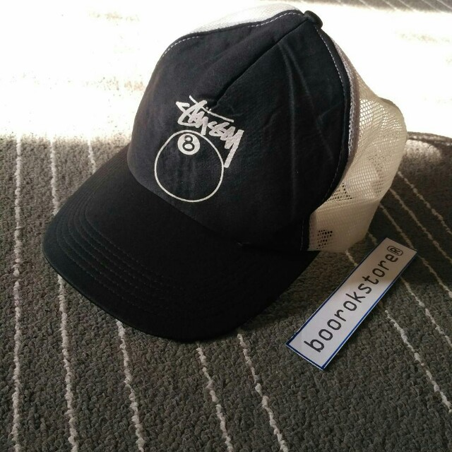 099fa002e17dec Vintage Stussy 8 Ball Snapback, Men's Fashion, Accessories on Carousell