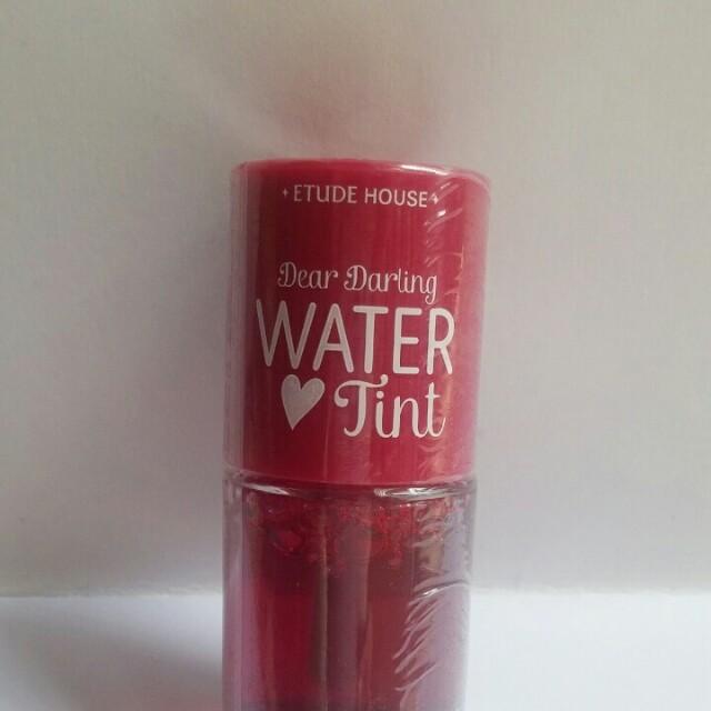 Water tint masih segel