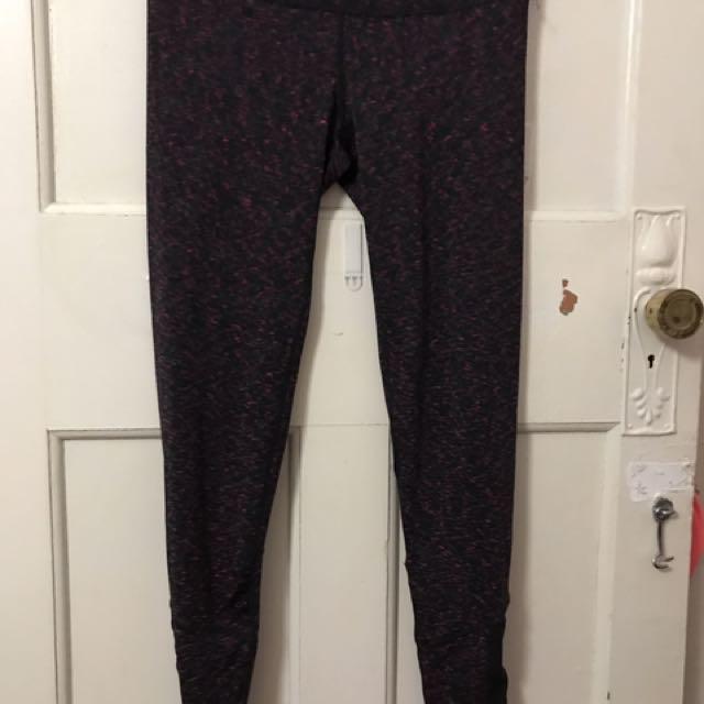 Yoga pants size 14
