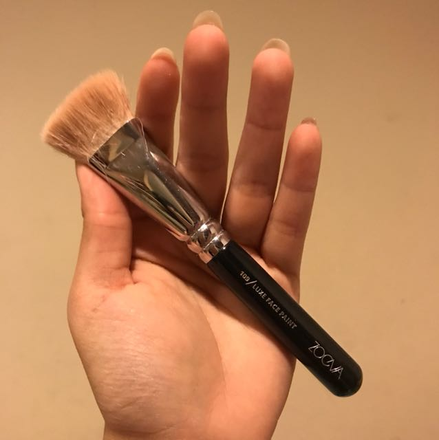 ZOEVA bronzer brush