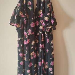 Torrid size 10 new dress