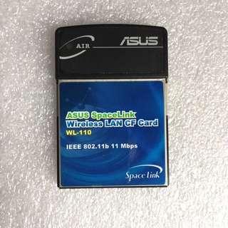 中古品 Asus 華碩 CF Wifi Card WL-100