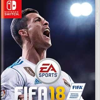 Switch Fifa18