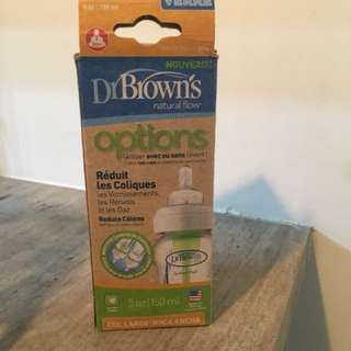 Dr Brown's 150ml bottle