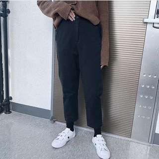 版型好 西裝褲 厚