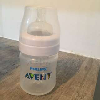Avent Classic Bottle (125ml)