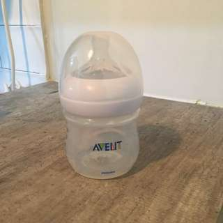 Avent Natural Bottle (125ml)