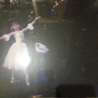 Wolf Alice - Visions Of A life ( Green Coloured Lp)