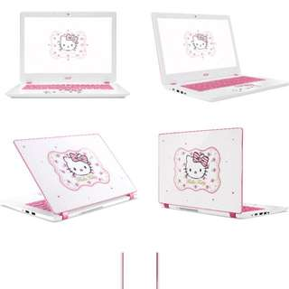 Looking for Hello Kitty Acer Laptop