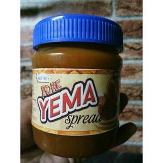Pure Yema Spread