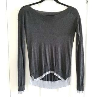 Line Brand Thin Knit Sweater XS