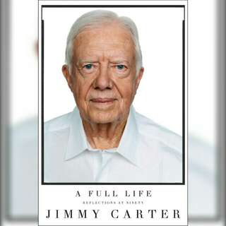 Brand New - A Full Life: Reflections at Ninety by Jimmy Carter - Paperback