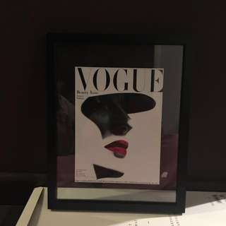 Vogue Picture Frame