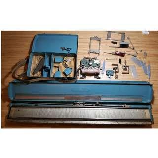Fair Isle Knitting Machine (vintage)